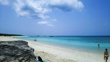 【ニシ浜】最南端の波照間島にある美しさ八重山No1ビーチ